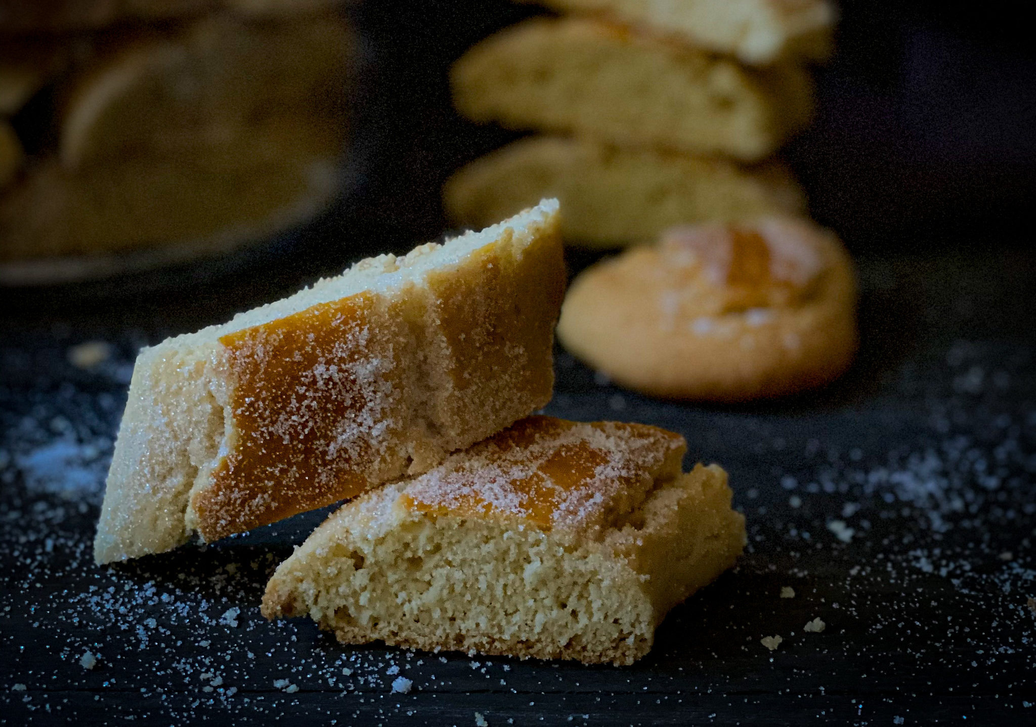 Biscotti di Nonna Vastianina (pane parigino)