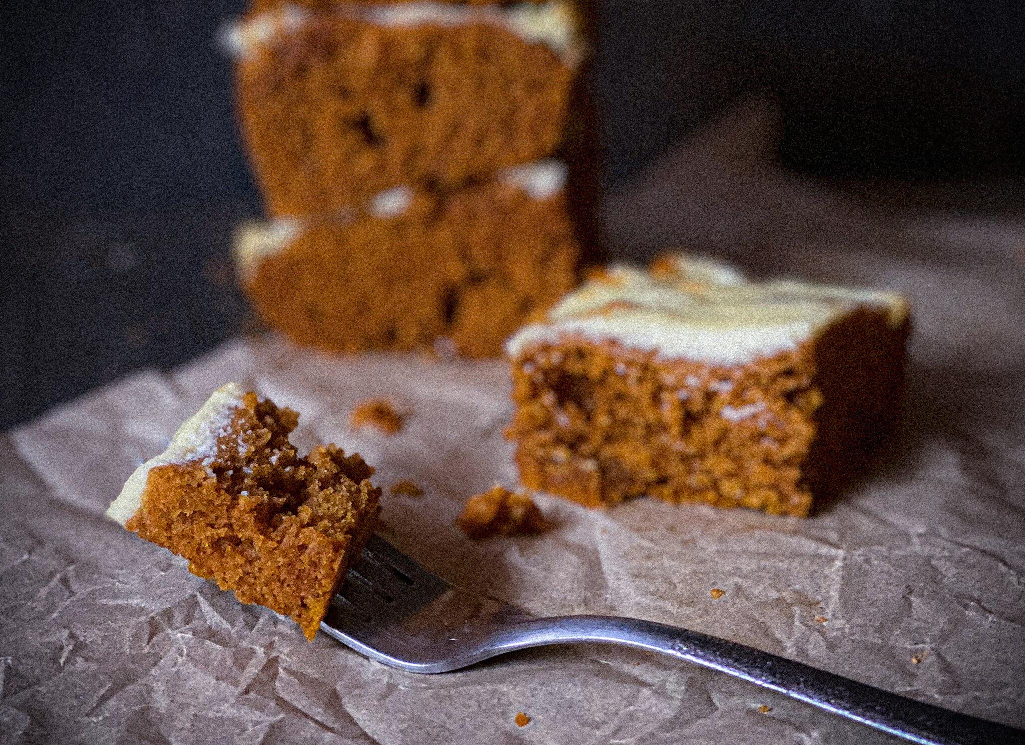 Pumpkin Spice Bars: la variante alla zucca dei brownies
