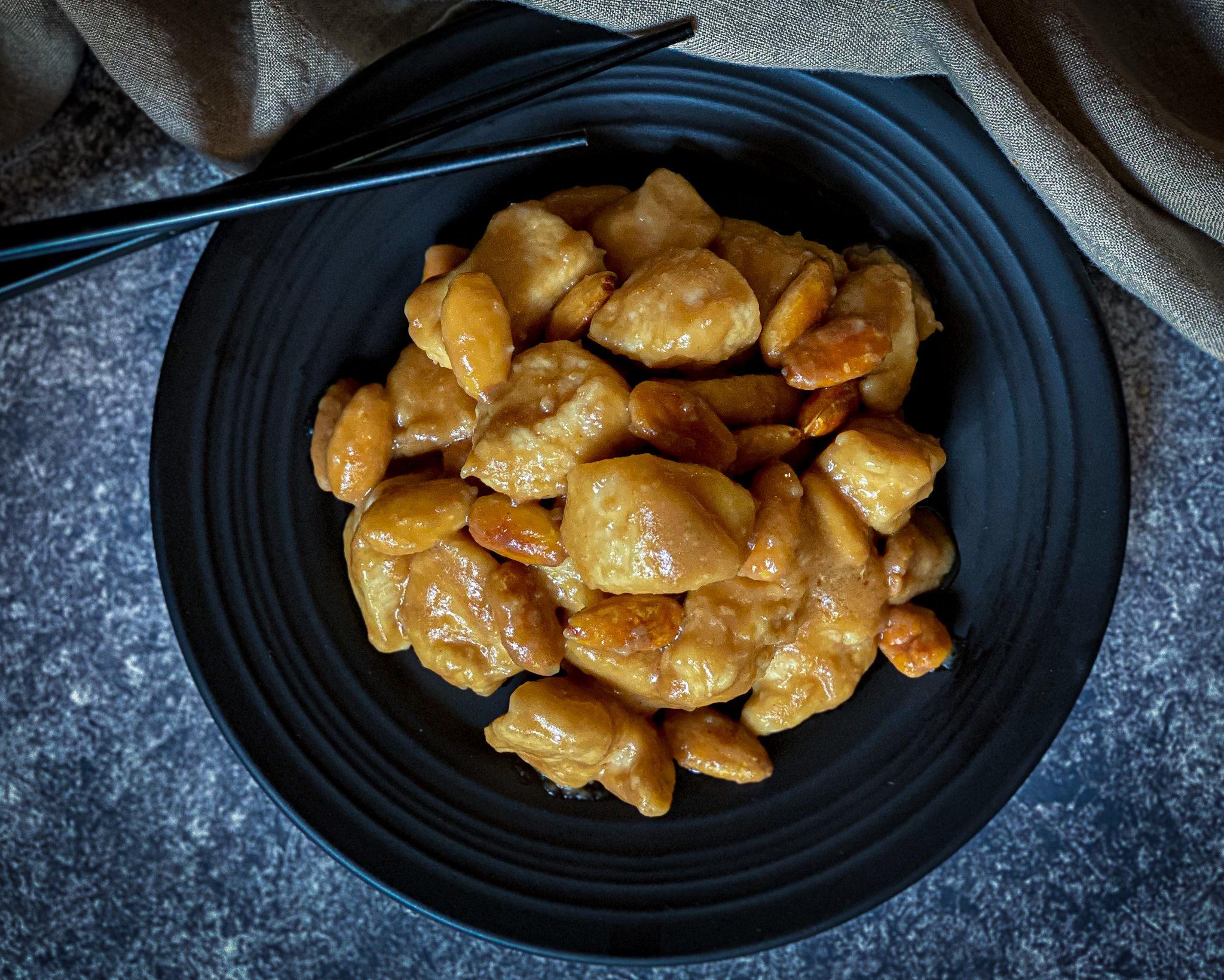 Pollo alle mandorle, la Cina made in Europe!