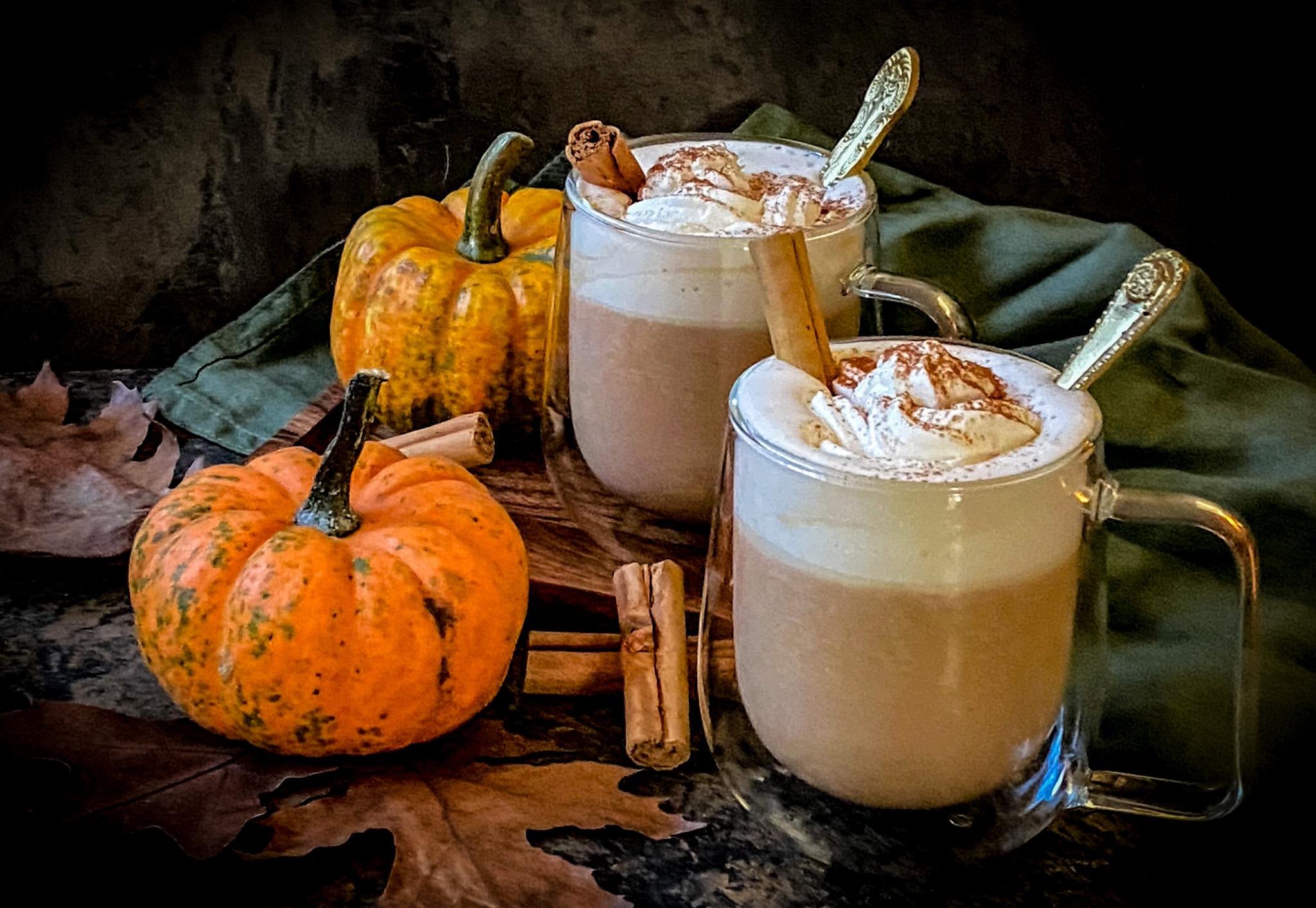 Pumpkin Spice Latte, la bevanda con l'autunno dentro