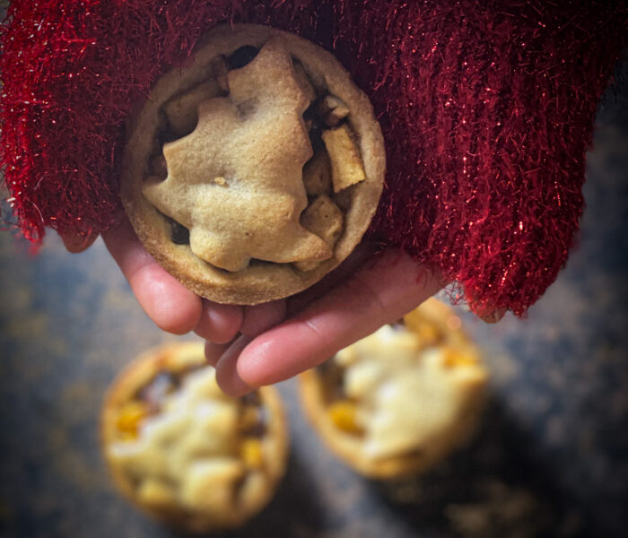 Christmas Mince Pies: tortine alla mele speziate