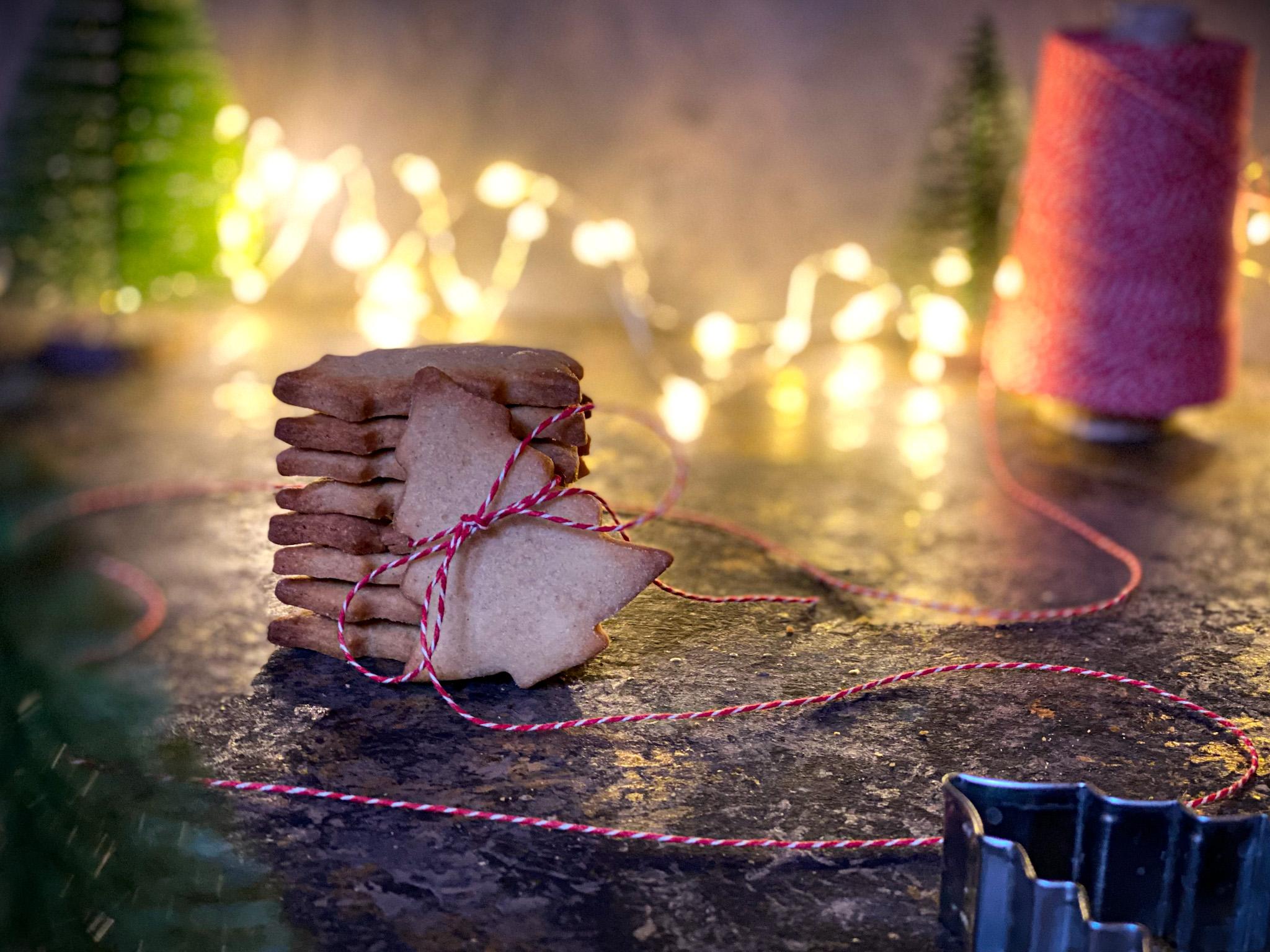 Biscotti alla cannella e zenzero: la frolla di Natale