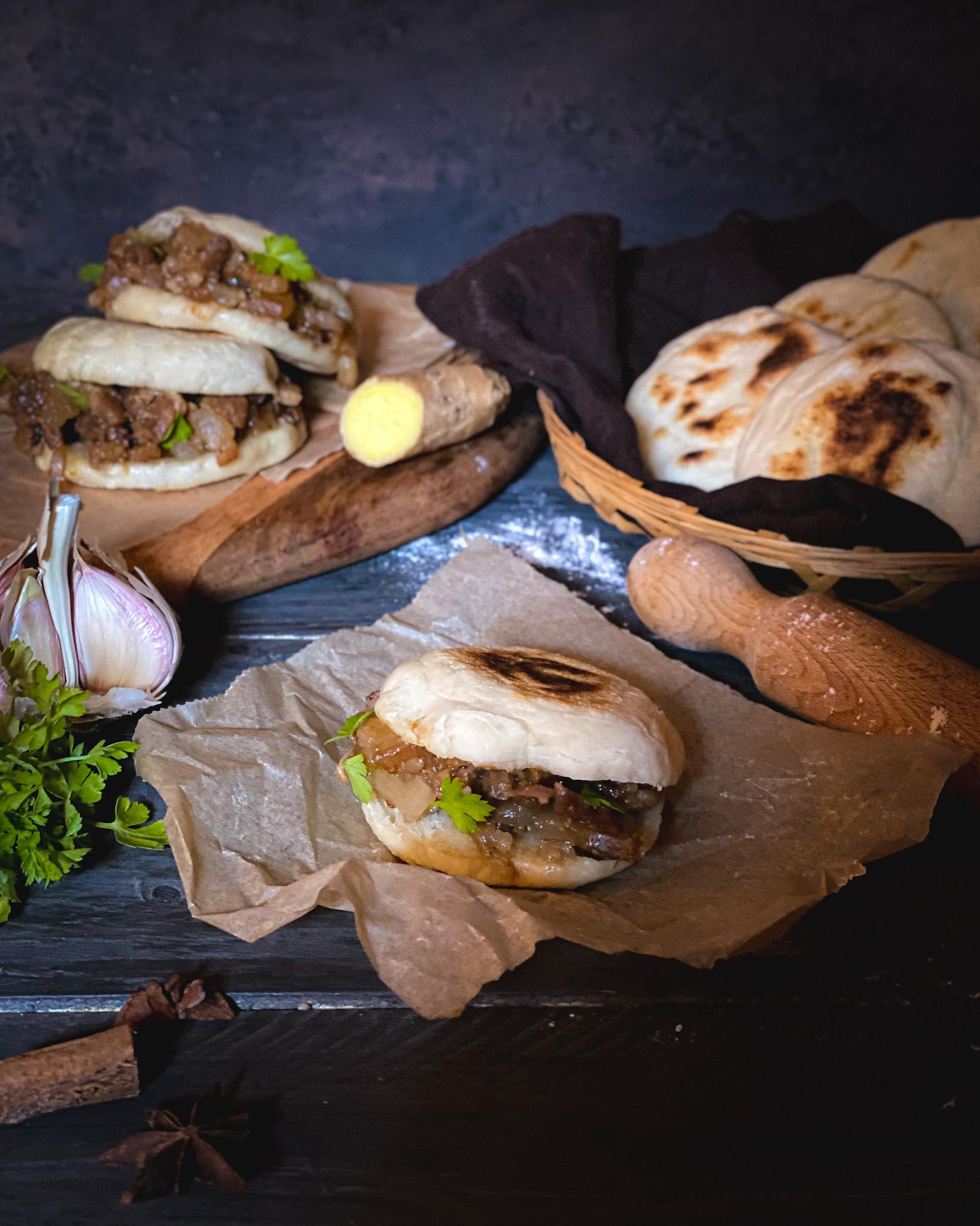 Rou Jia Mo: gli hamburger Made in Shaanxi!