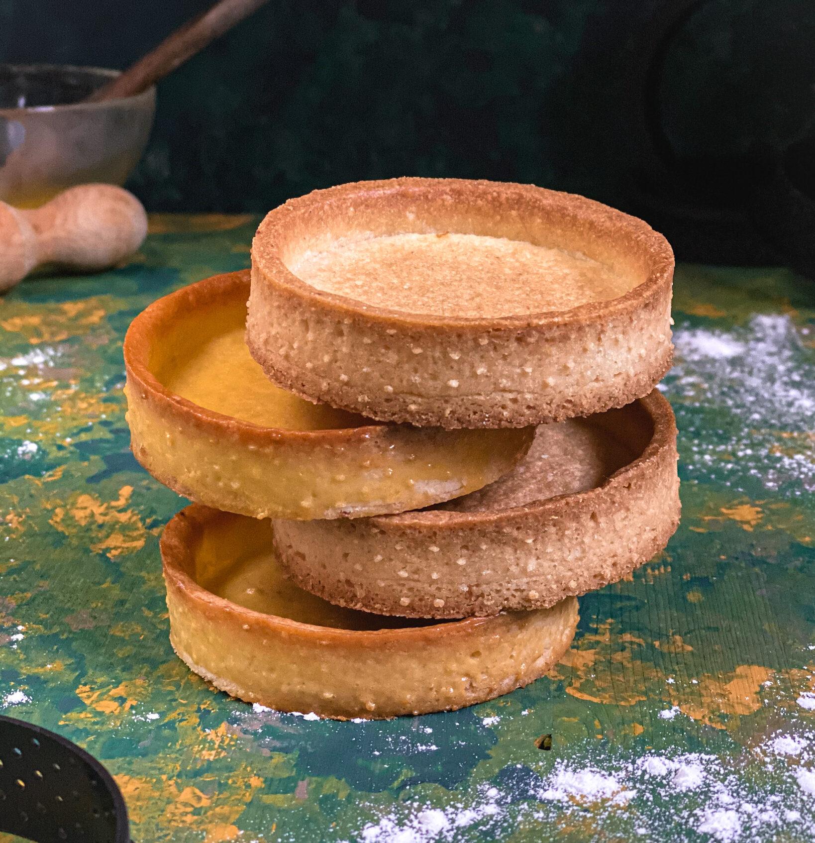 Frolla Sucrée: la ricetta base della pasticceria francese