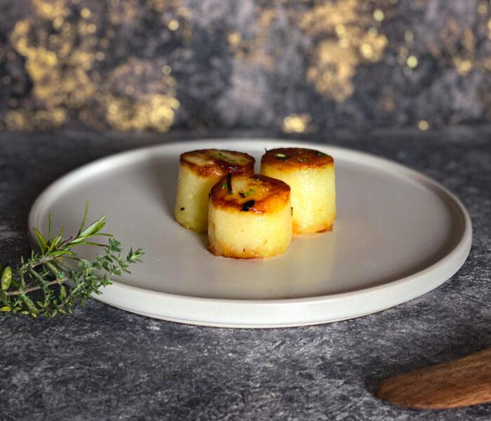 Pommes fondant: l'alternativa chic alle patate al forno!