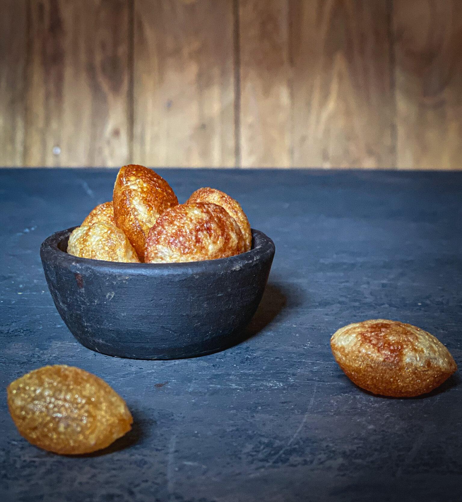 PUFFED POTATOES: patate soffiate, croccanti e gourmet!