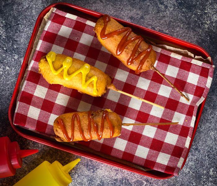 Cheddar Corn Dogs: i più amati dagli americani!
