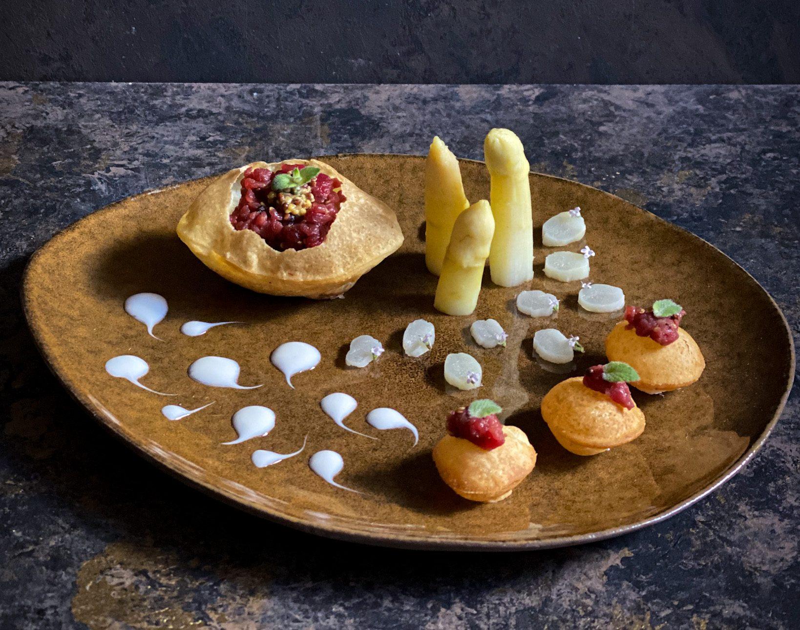 """Pani puri gourmet: dall'India al mio """"Ciclo della vita"""""""