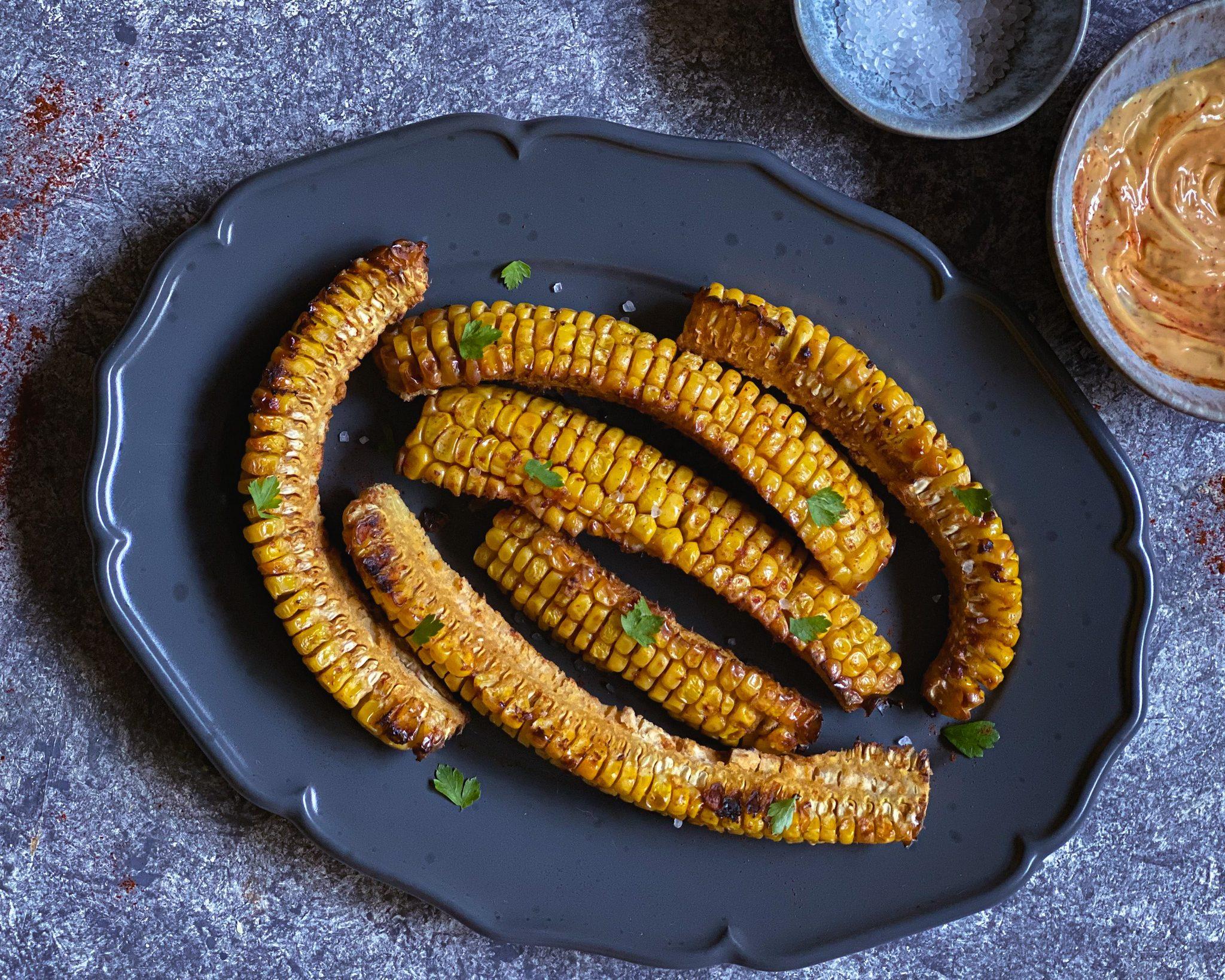 Corn Ribs, l'alternativa vegetariana alle costolette