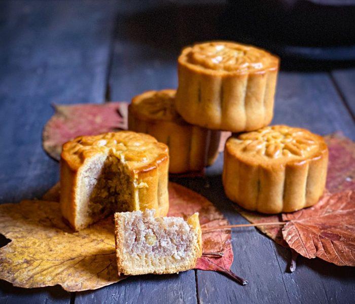 Mooncakes alle castagne: festeggiamo l'autunno in stile asiatico?